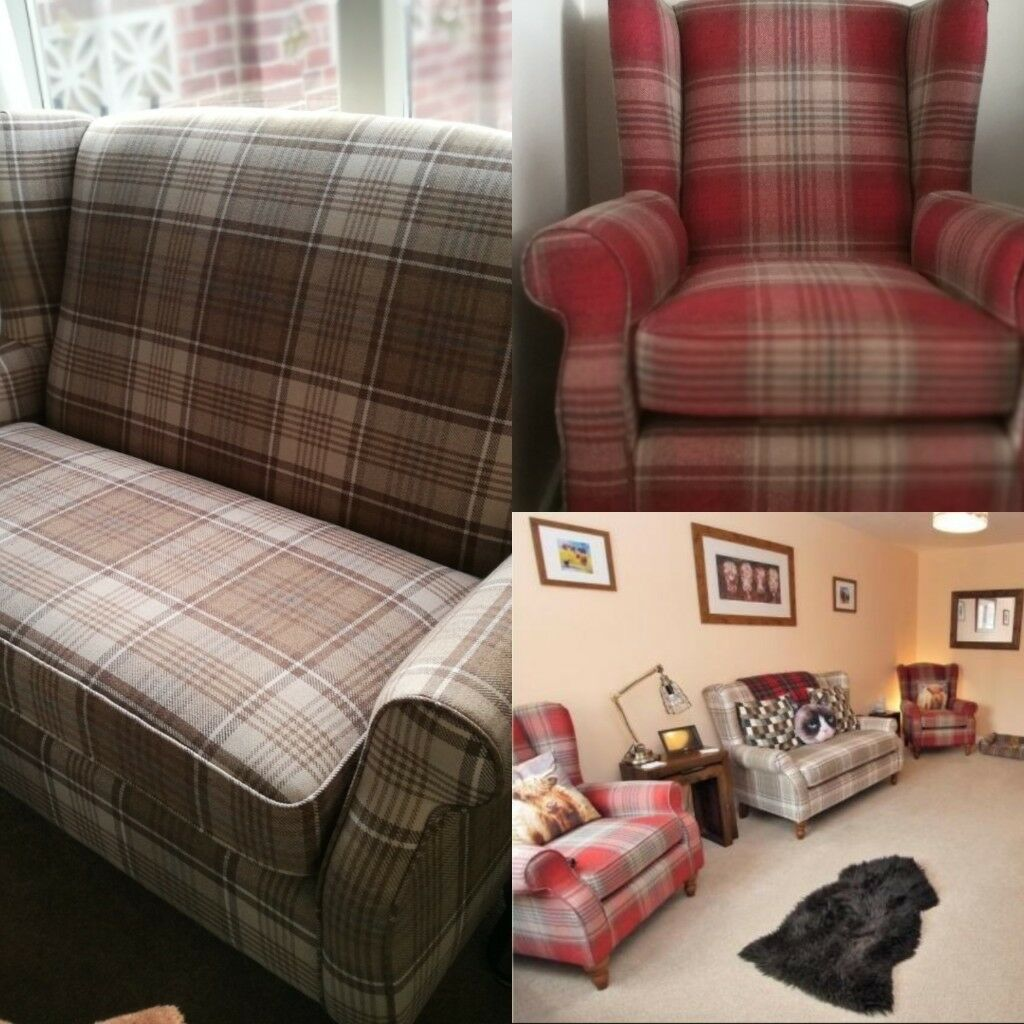 Next Sherlock Petite Sofa Amp 2 Chairs In Swinton South