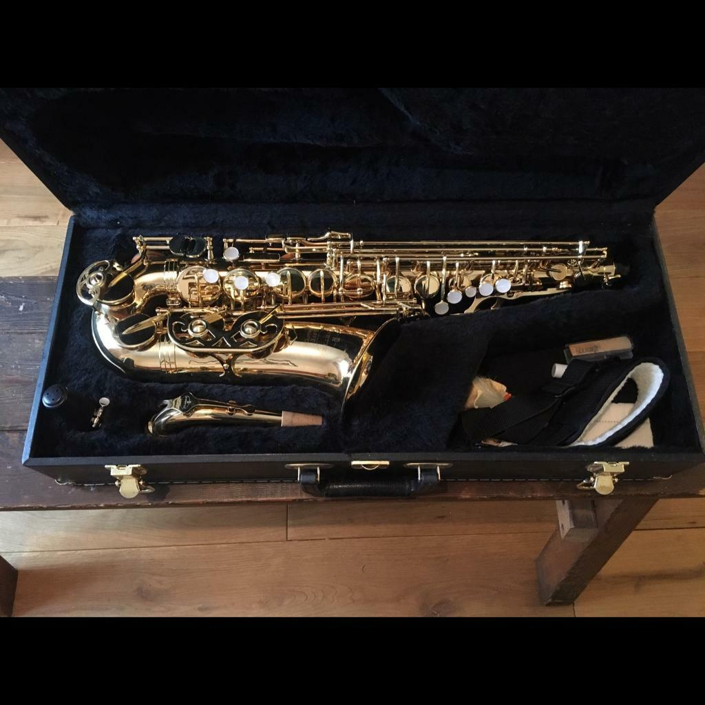 Incredible Evette Buffet Crampon Alto Saxophone In Peckham London Gumtree Download Free Architecture Designs Scobabritishbridgeorg