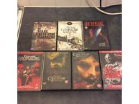 Texas chainsaw Massacre collection 1-7