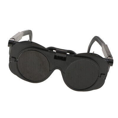Welding Cutting Welders Safety Goggles Flip Up Eye Protection Glasses