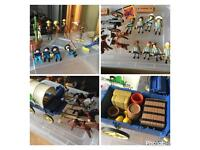 Now Sold PLAYMOBIL Cavalry set vintage