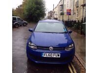 2010 VW POLO SE 1.4 SPORT ALLOYS CAT D REAR DAMAGE NOW REPAIRED WITH ONLY 46,000 MILES