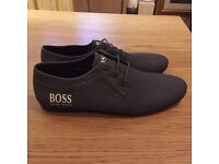 HUGO BOSS SHOES SIZE 10 VERY GOOD QUALITY