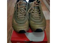 Mens Nike Air Max 97 Trainers UK Size 7.5