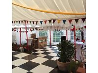 Marquee4u - the small scale event specialists!