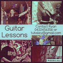 Learn Guitar, attract the opposite sex and conquer the world!* Thornlie Gosnells Area Preview
