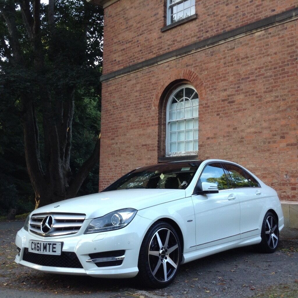 mercedes 39 s benz c class 2 2 c200 2012 cdi blue efficiency sport 7g tronic 4dr in dudley west. Black Bedroom Furniture Sets. Home Design Ideas