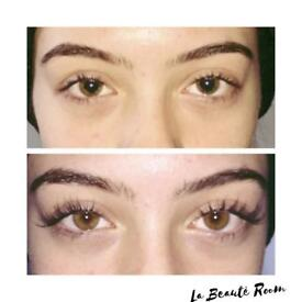 Individual Semi Permanent Eyelash Extentions/ Lash Lift & Tint / A List Beauté Brows
