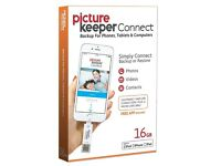 Picture Keeper Connect 16GB Mobile Backup