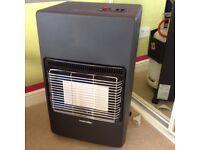 Warmlite portable calor gas heater