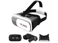 Virtual reality glasses, brand new with box, New year offer,£10 collect in store!