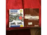 workshop manuals Suzuki.