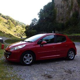 Peugeot 207 sport 1.4 5 door