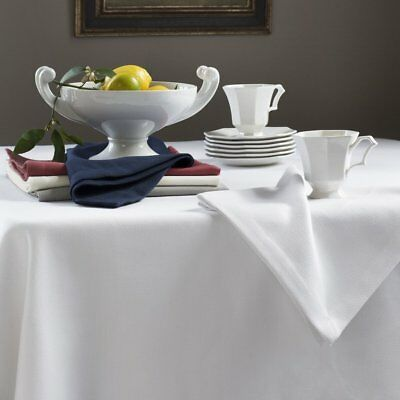 Squire by Sferra - Tablecloth 70x108 Oblong (Blue Navy), Dining Table Cloth