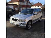 BMW X5 Left Hand Drive Petrol Automatic + Sunroof