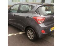Hyundai i10 2015 brand new car