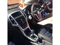 Vauxhall Astra SRi 1.6 petrol