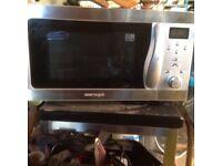 Hinari lifestyle microwave oven