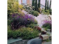 GROUNDWORKS and LANDSCAPE GARDENERS
