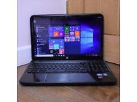 HP Pavilion G6-2033TX 15.6 Gaming Multimedia Laptop Core i3 Radeon 7670M Windows 10