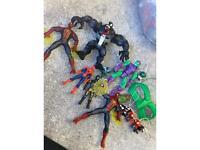 Spider-Man toy bundle