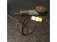 110 volt 5 inch angle grinder