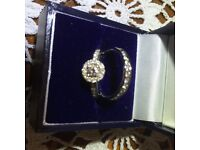 Diamond ring set Excellent value