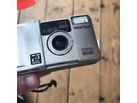 Pentax Espio mini 35mm compact film 32mm f3.5 lens