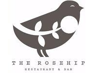 Cleaner needed for busy Rose St restaurant