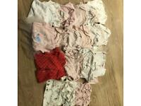 Baby girl bundle up to 1month