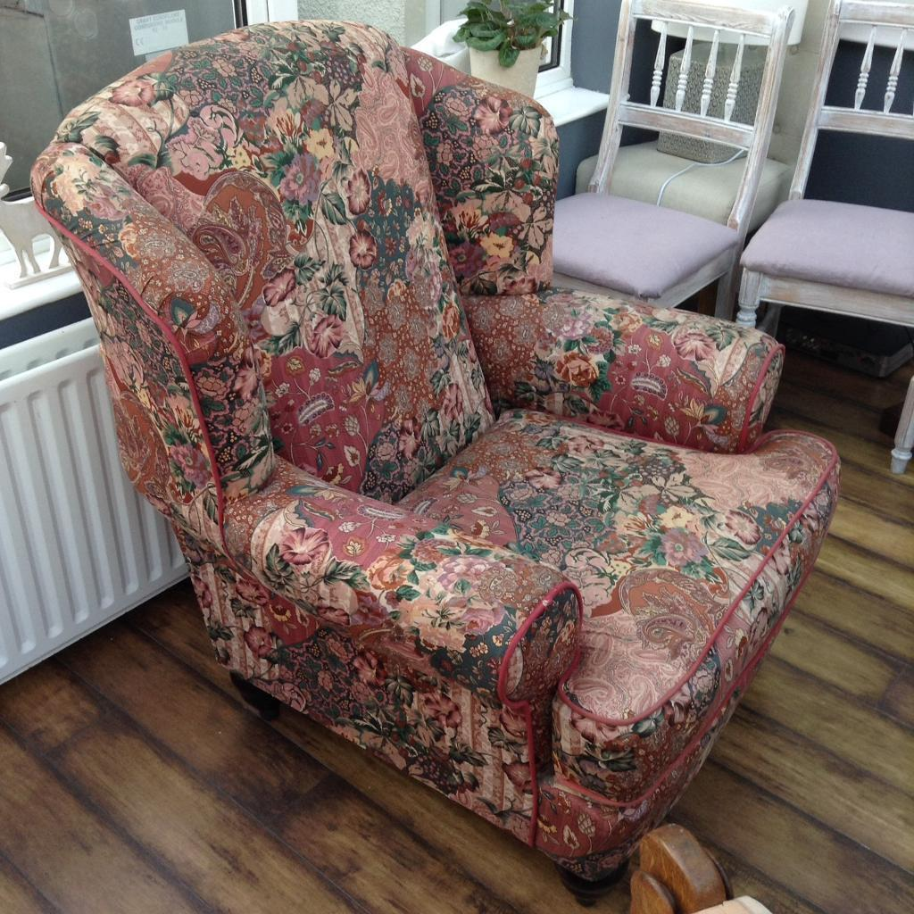 Very comfy big armchair | in Toomebridge, County Antrim ...