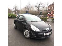 2011 Vauxhall Corsa facelift sport excite model cheap runner