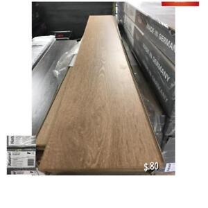 Wide Plank Barn Style laminate blowout .80cents