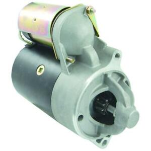 Starter-Ford 4-1/2 - Inboard Crusader - Ford D6TF-11001-CA, D6TZ-11002-C, D7VJ-11000-AA, D8VY-11002-C