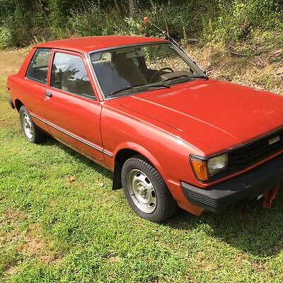 1982 toyota corolla tercel used toyota tercel for sale in cheshire connecticut. Black Bedroom Furniture Sets. Home Design Ideas