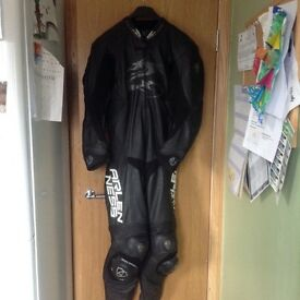 Arlen Ness one piece race suit