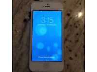 iPhone 5 - immaculate condition
