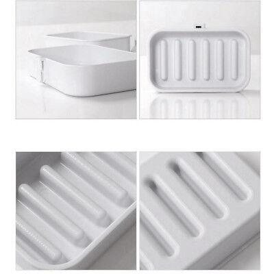 Super Saugnapf Seifenschale Seifenhalter für Dusche / Bad / Küche, halten ()