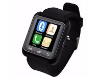 U80 SmartWatch - brand new in box - for iOS and Android