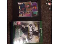 Call Of Duty Infinite Warfare Legacy Edition (Xbox One) (Includes Modern Warfare Remastered)