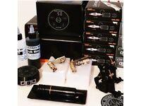 Tattoo machines and power supply