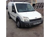 2004/04 ford transit connect 1.8 lx tddi in mint order