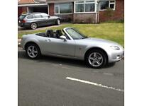 MX- 5 Sport 2.0 litre 160 bhp Soft Top