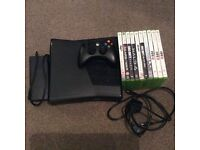 Xbox 360 250gb in excellent condition