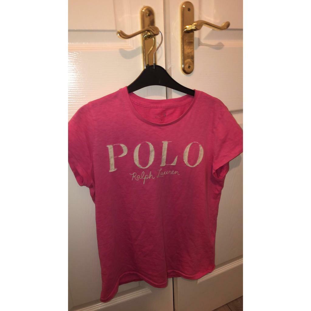 75c4bb90f Polo Ralph Lauren tee | in Glenrothes, Fife | Gumtree
