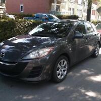 Mazda 3 sport hatchback 2010 ***excellent état***