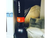 Gallant boxing punch bag, almost new, 1.6 meters high.