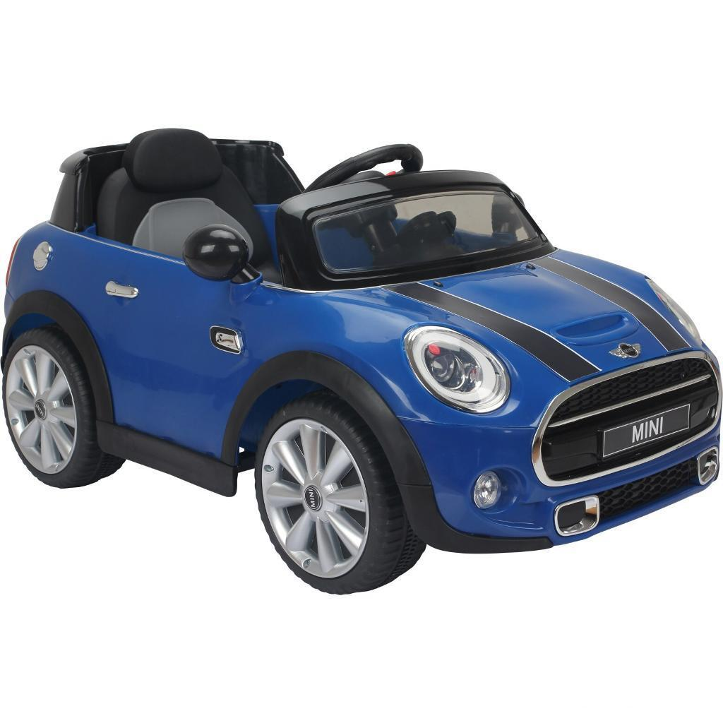 12v Kids Mini Cooper S Very Good Condition Electric Ride