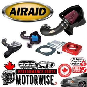 10% OFF Airaid Cold Air Intakes & Filters | Shop & Order Online at www.motorwise.ca | Free Fast Shipping Canada Wide