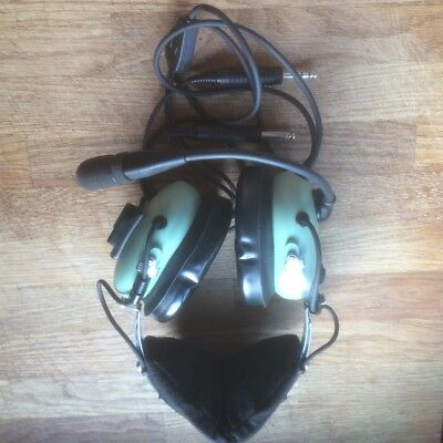 David Clark Aviation Model H10-13.4 Headset